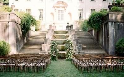 Swan House Wedding Atlanta, Ga