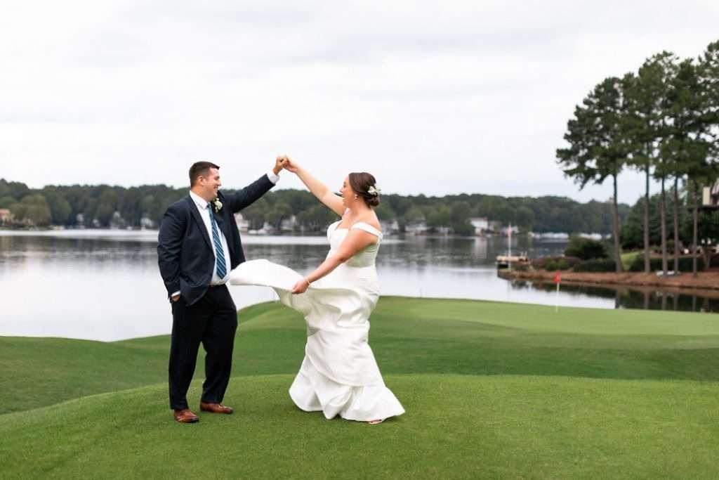 Golf Club of Georgia Wedding