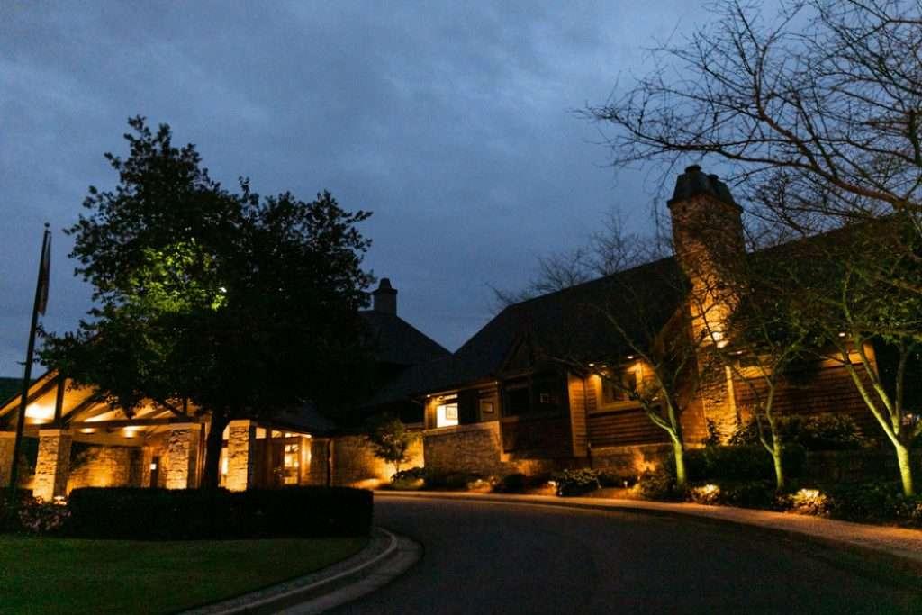 Golf Club Of Georgia Wedding Reception